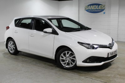 Toyota Auris D-4d Business Edition