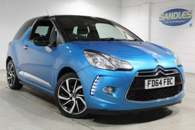 Citroen Ds 3 E-hdi Dstyle Plus