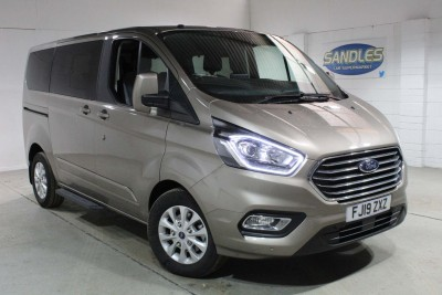 Ford Tourneo Custom 320 Titanium