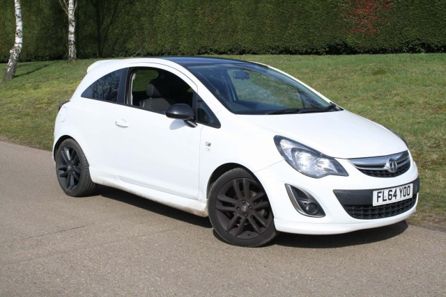 Vauxhall Corsa 1.2 Limited Edition 3dr Hatchback 2014