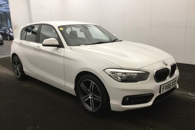 BMW 1 Series 1.5 116d Sport 5dr Hatchback 2017