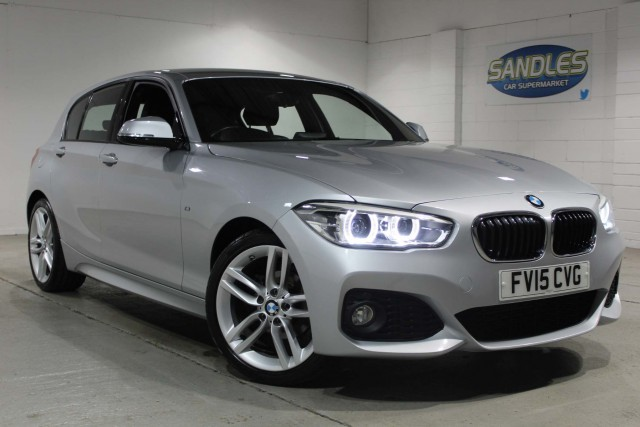 BMW 1 Series 1.5 116d M Sport 5dr Hatchback 2015