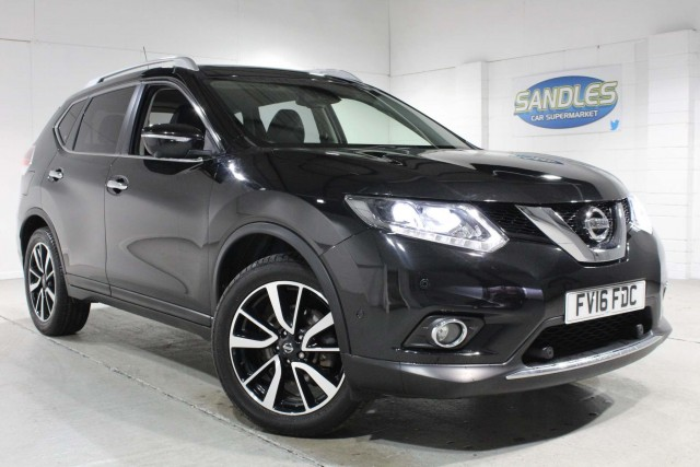 Nissan X-trail 1.6 Dci Tekna Xtronic 5dr Estate 2016