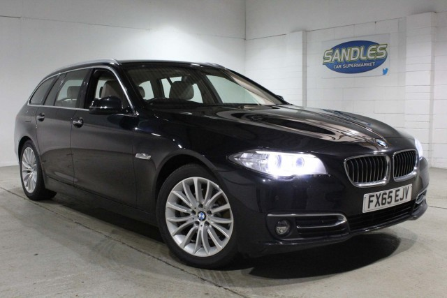 BMW 5 Series 2.0 520d Luxury Touring 5dr Estate 2015
