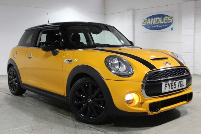 Mini Hatch 2.0 Cooper S 3dr Hatchback 2015