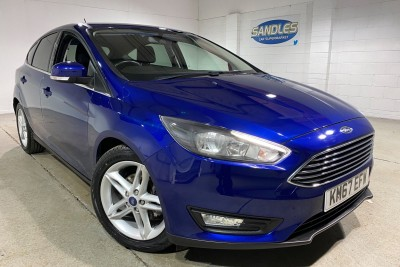 Ford Focus Zetec Edition Tdci