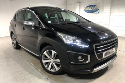 Peugeot 3008 Blue Hdi S/s Allure