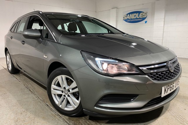 Vauxhall Astra 1.4 Design 5dr Estate 2016