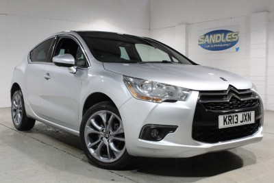 Citroen Ds 4 Hdi Dstyle