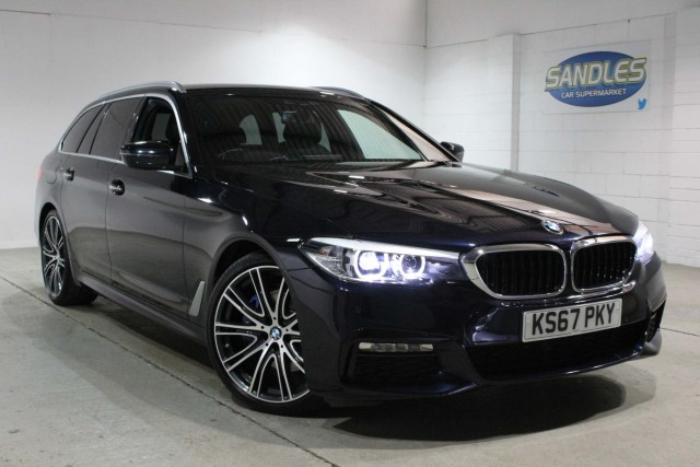 BMW 5 Series 3.0 530d M Sport Touring 5dr Estate 2017