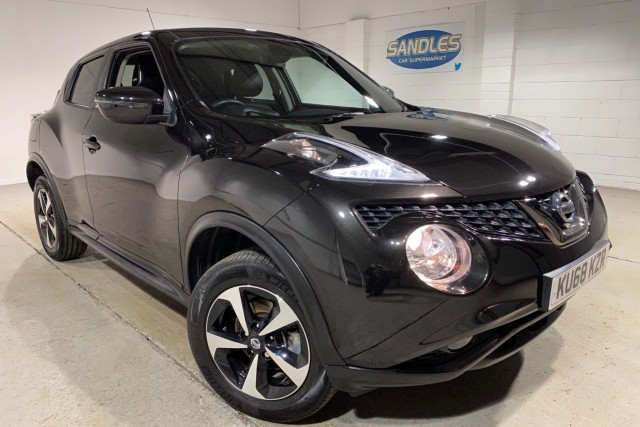 Nissan Juke 1.6 Bose Personal Edition 5dr Suv 2018