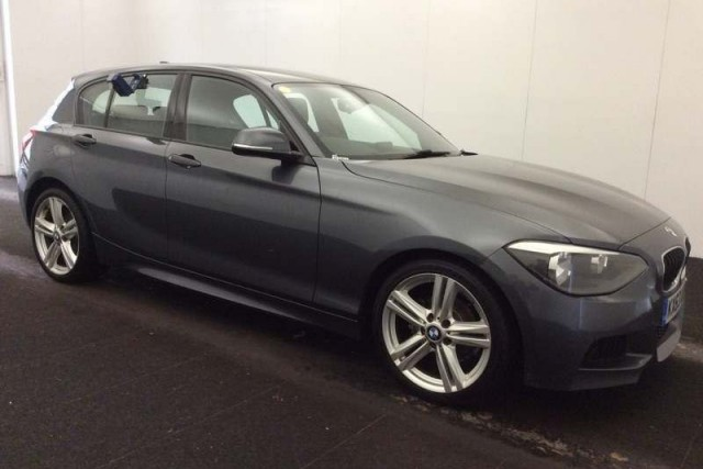 BMW 1 Series 2.0 118d M Sport 5dr Hatchback 2013