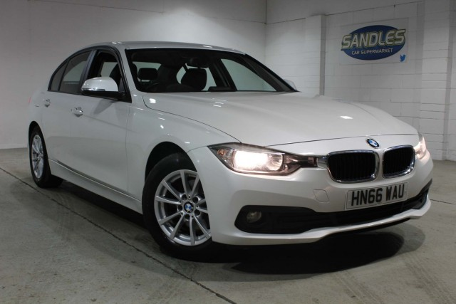 BMW 3 Series 2.0 320d Ed Plus 4dr Saloon 2016