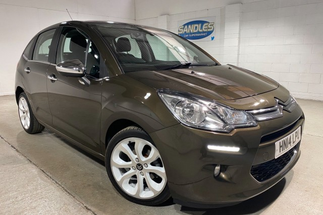 Citroen C3 1.2 Selection 5dr Hatchback 2014