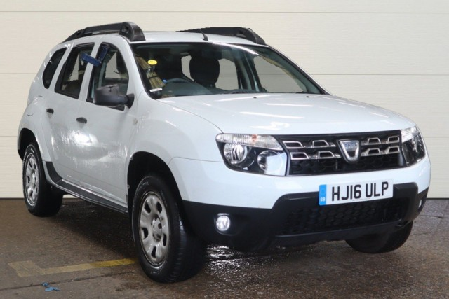 Dacia Duster 1.6 Ambiance 5dr Suv 2016