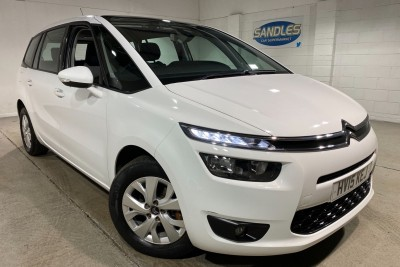 Citroen C4 Grand Picasso E-hdi Vtr Plus Etg6