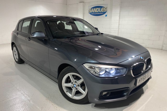 BMW 1 Series 1.5 118i Se 5dr Hatchback 2018
