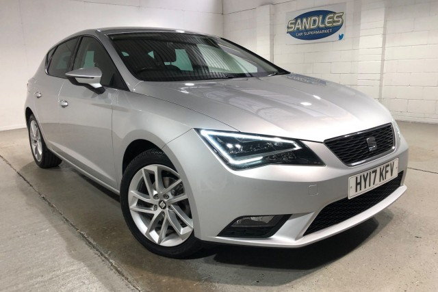 Seat Leon 2.0 TDi SE Dynamic Technology 5dr Hatchback 2017