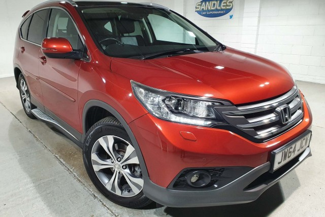 Honda Cr-v 2.2 I-Dtec Ex 5dr Estate 2014
