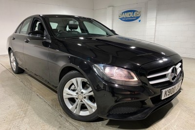Mercedes Benz C-class C220 D Se Executive