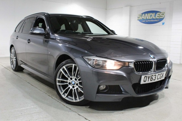 BMW 3 Series 2.0 320d Xdrive M Sport Touring 5dr Estate 2013