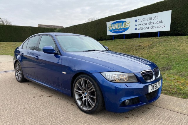BMW 3 Series 2.0 318d Sport Plus Edition 4dr Saloon 2011
