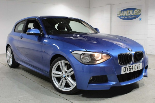 BMW 1 Series 2.0 116d M Sport 3dr Hatchback 2014