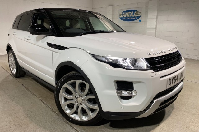 Land Rover Range Rover Evoque 2.2 Sd4 Dynamic Lux 5dr Suv 2014