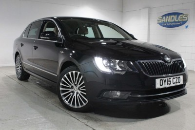 Skoda Superb Laurin And Klement Tdi Cr