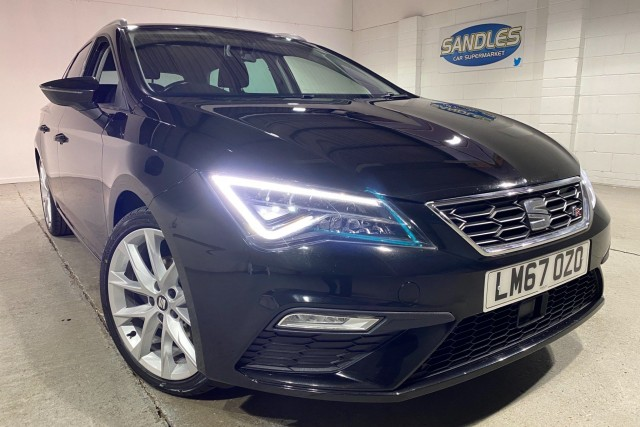Seat Leon 2.0 TDi Fr Technology 5dr Estate 2017