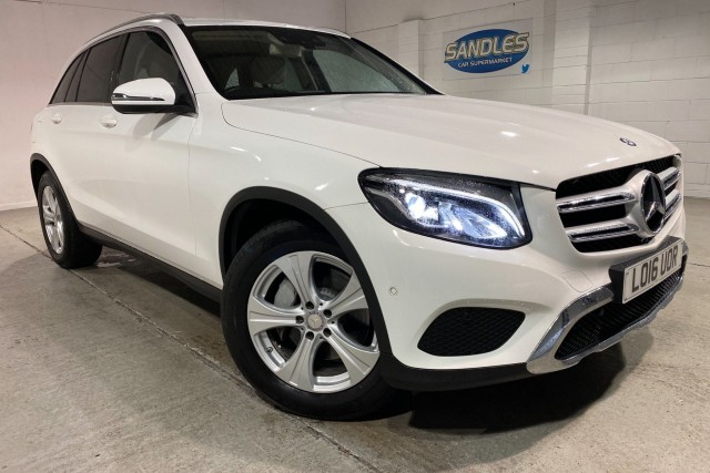 Mercedes Benz Glc-class 2.1 Glc 250 D 4matic Sport 5dr Estate 2016