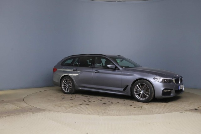 BMW 5 Series 2.0 520d M Sport Touring 5dr Estate 2017