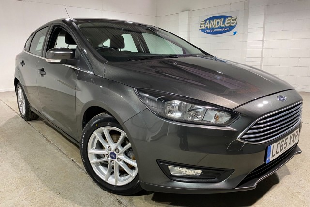 Ford Focus 1.5 Zetec TDCi 5dr Hatchback 2016