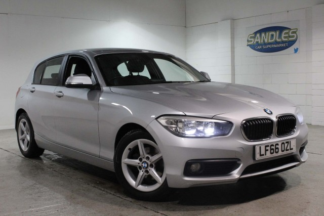 BMW 1 Series 1.5 116d Ed Plus 5dr Hatchback 2016