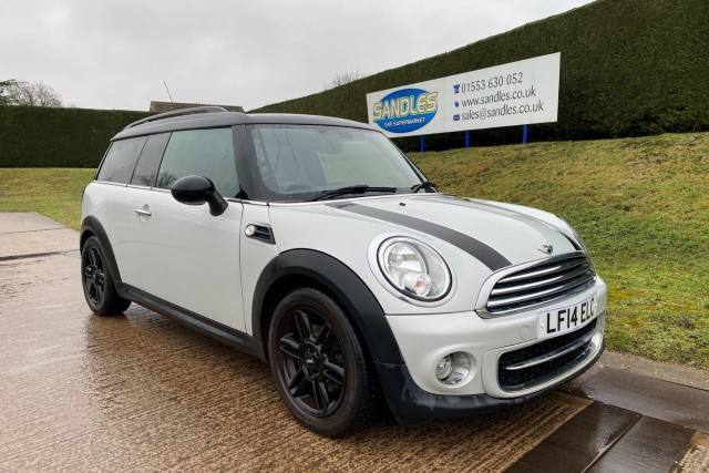 Mini Clubman 1.6 Cooper D 5dr Estate 2014