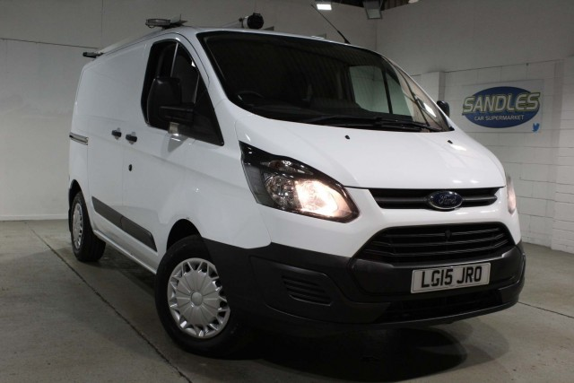 Ford Transit Custom 2.2 310 Econetic Lr P/v Panel Van 2015
