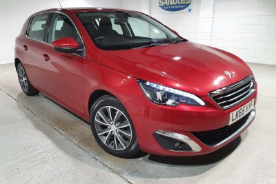 Peugeot 308 Blue Hdi S/s Allure