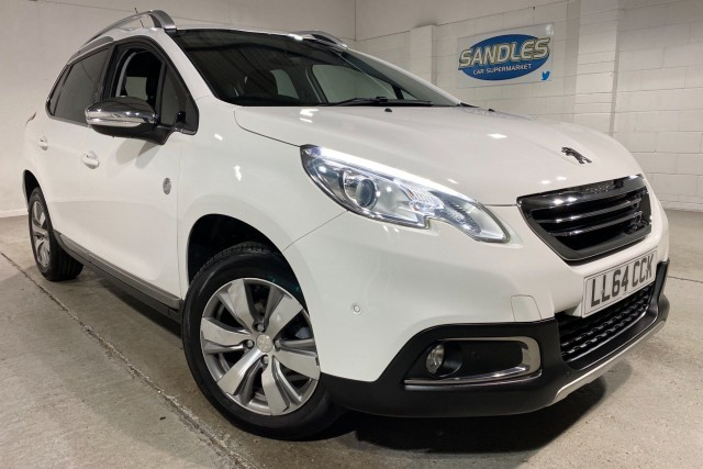 Peugeot 2008 1.2 Crossway 5dr Suv 2014
