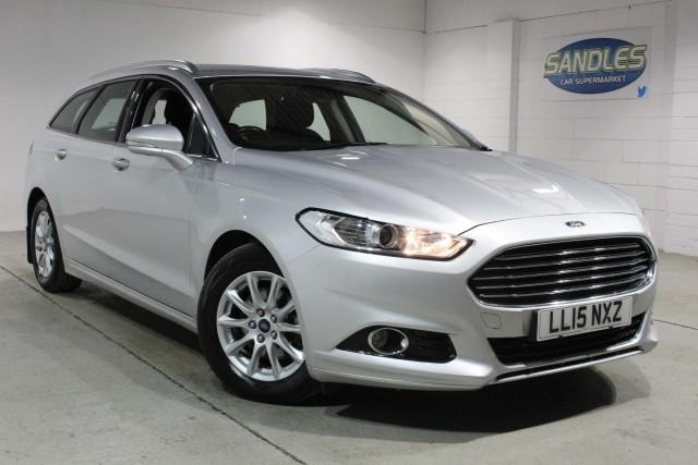 Ford Mondeo 2.0 Titanium Econetic TDCi 5dr Estate 2015