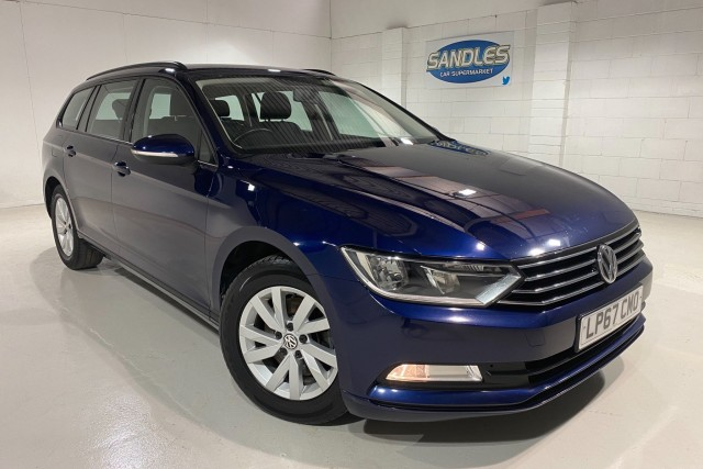 Volkswagen Passat 1.6 S TDi Bluemotion Technology 5dr Estate 2018