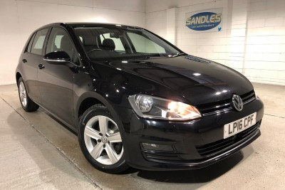 Volkswagen Golf Match Edition Tdi Bmt Dsg