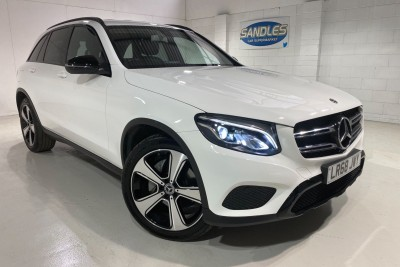 Mercedes Benz Glc-class Glc 220 D 4matic Urban Edition