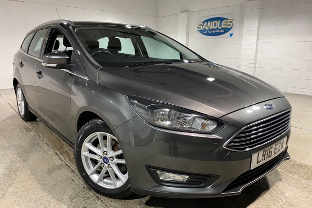 Ford Focus 1.5 Zetec TDCi 5dr Estate 2016