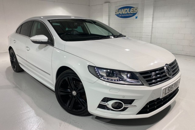 Volkswagen CC 2.0 R Line TDi Bluemotion Technology 4dr Coupe 2015