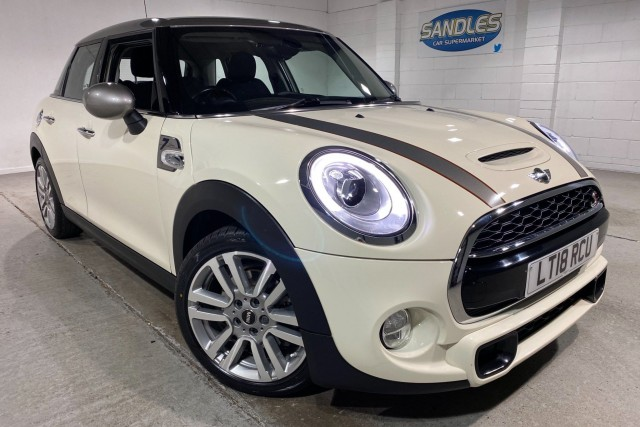 Mini Hatch 2.0 Cooper S Seven 5dr Hatchback 2018