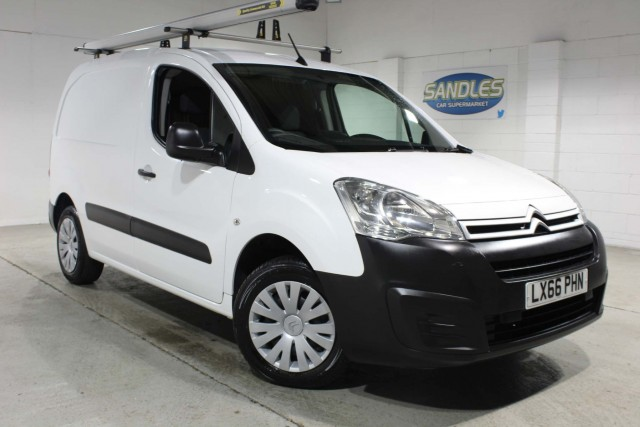 Citroen Berlingo 1.6 625 Enterprise L1 HDi Panel Van 2016