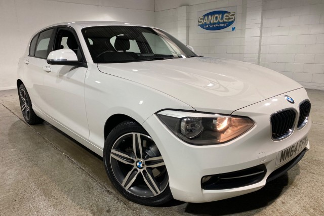 BMW 1 Series 1.6 116i Sport 5dr Hatchback 2014