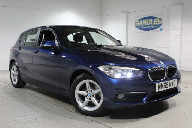 BMW 1 Series 1.5 116d Se 5dr Hatchback 2015