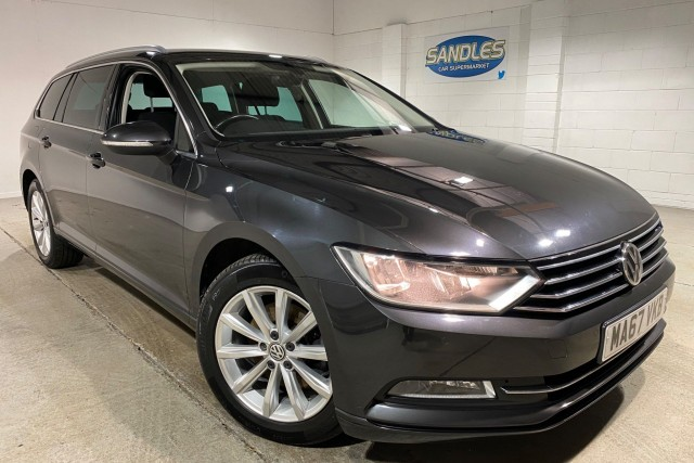 Volkswagen Passat 2.0 SE Business TDi Bluemotion Technology 5dr Estate 2017