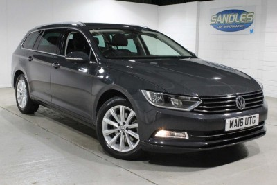 Volkswagen Passat Se Business Tdi Bluemotion Tech Dsg